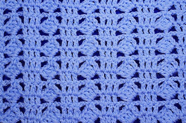 1 - Crochet Imagen Puntada a crochet para jarseis y chaquetas por Majovel Crochet