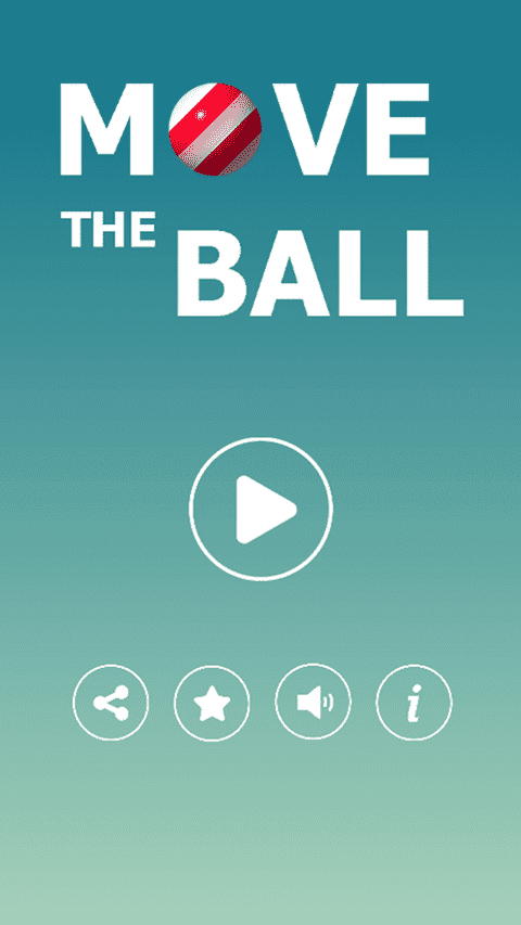 move the ball, balls rotate, red ball, ball in the circle, crazy ball, ball circle, color ball, pong ball, jump ball, ball blast