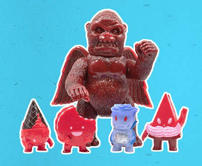 Super7's First Sofubi Vinyl Figure Release of 2021!