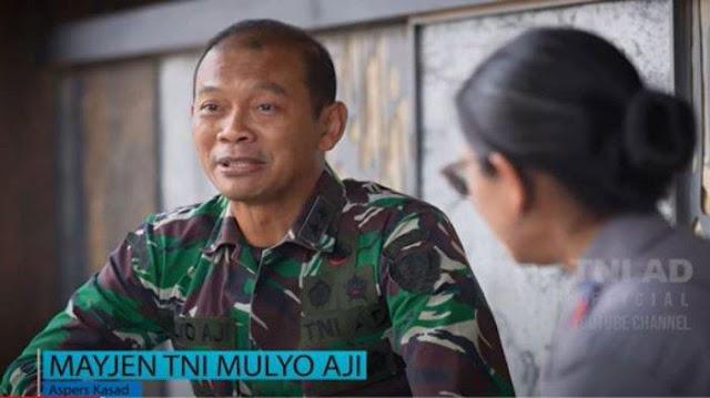 Dudung Jadi Pangkostrad, Mayjen Mulyo Aji Jabat Pangdam Jaya