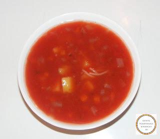 Supa de rosii retete culinare,