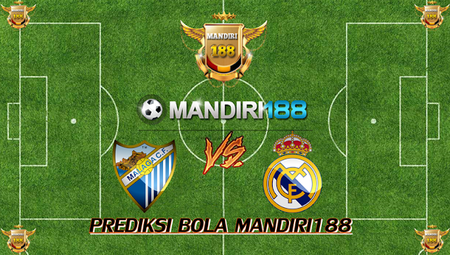 AGEN BOLA - Prediksi Malaga vs Real Madrid 16 April 2018