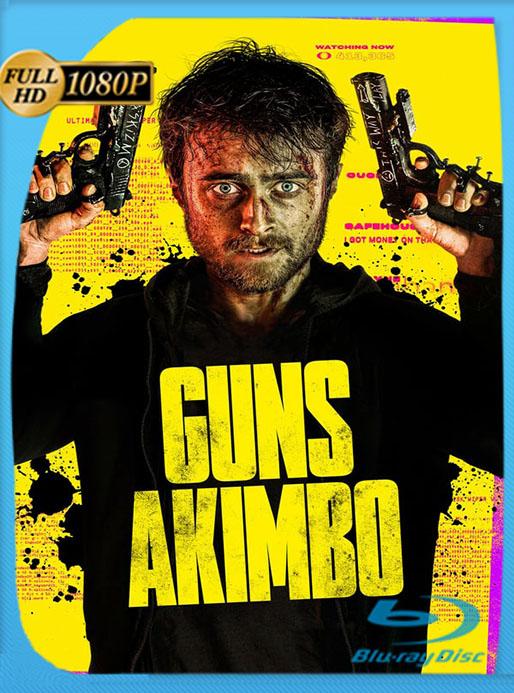 Guns Akimbo (Manos a las Armas) (2019) BRRIP 1080p Latino [GoogleDrive] Tomyly
