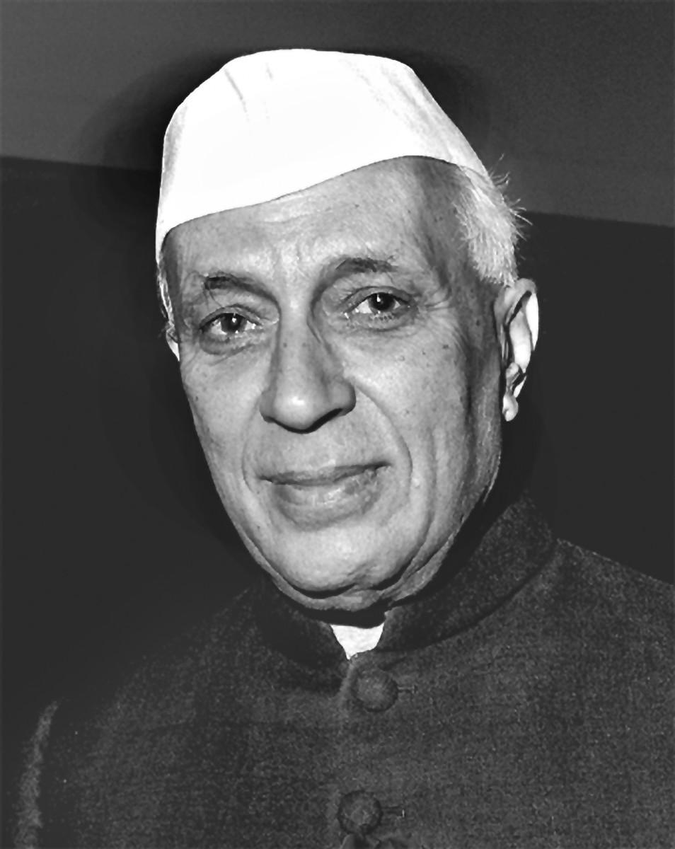 Pandi Jawaharlal Nehruji - realheroes.xyz
