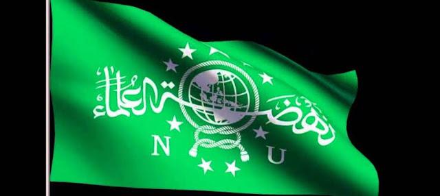 Cerita Kesaktian Bendera dan Stiker NU