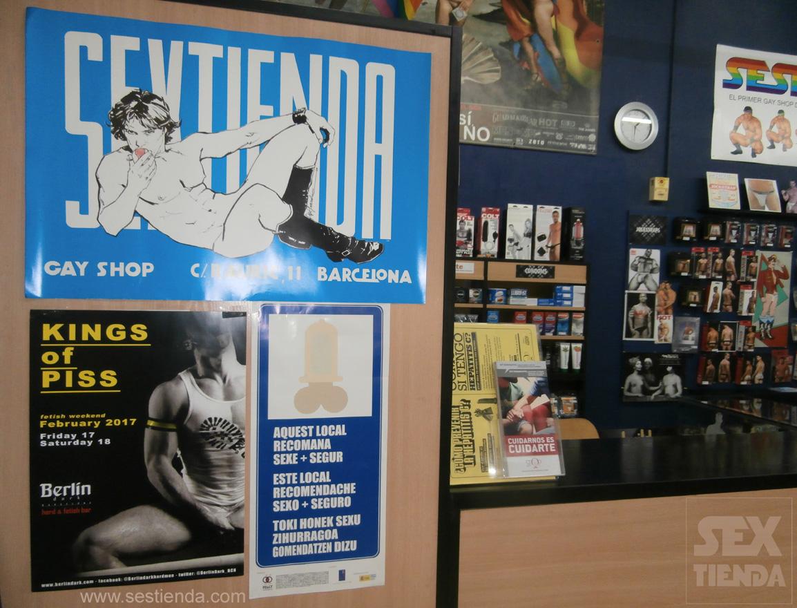 Sex shop in the city of simferopol