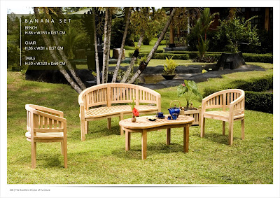 Indonesia garden teak furniture manufacture by Asia furniture