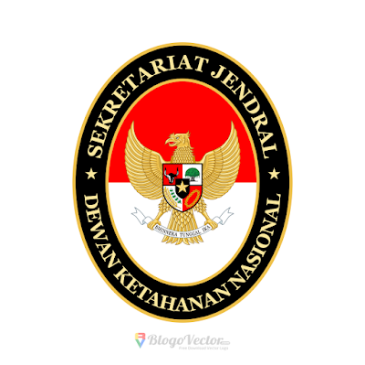 Dewan Ketahanan Nasional Logo Vector