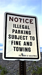 Rye, New Hampshire Beach Parking