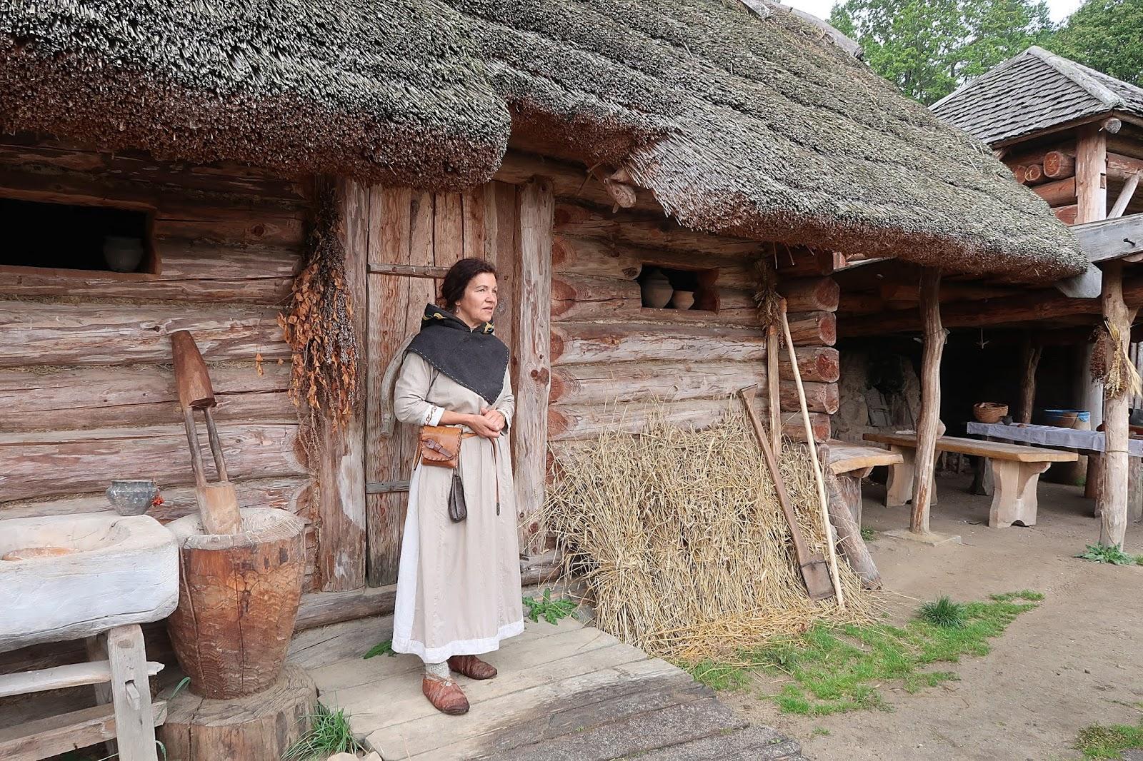 Osada średniowieczna Sławutowo