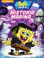 pelicula Bob Esponja: Historia marina (2017)