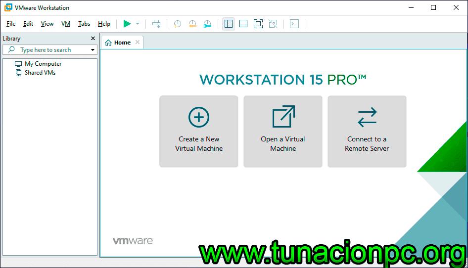VMware Workstation lite, edicion gratuita