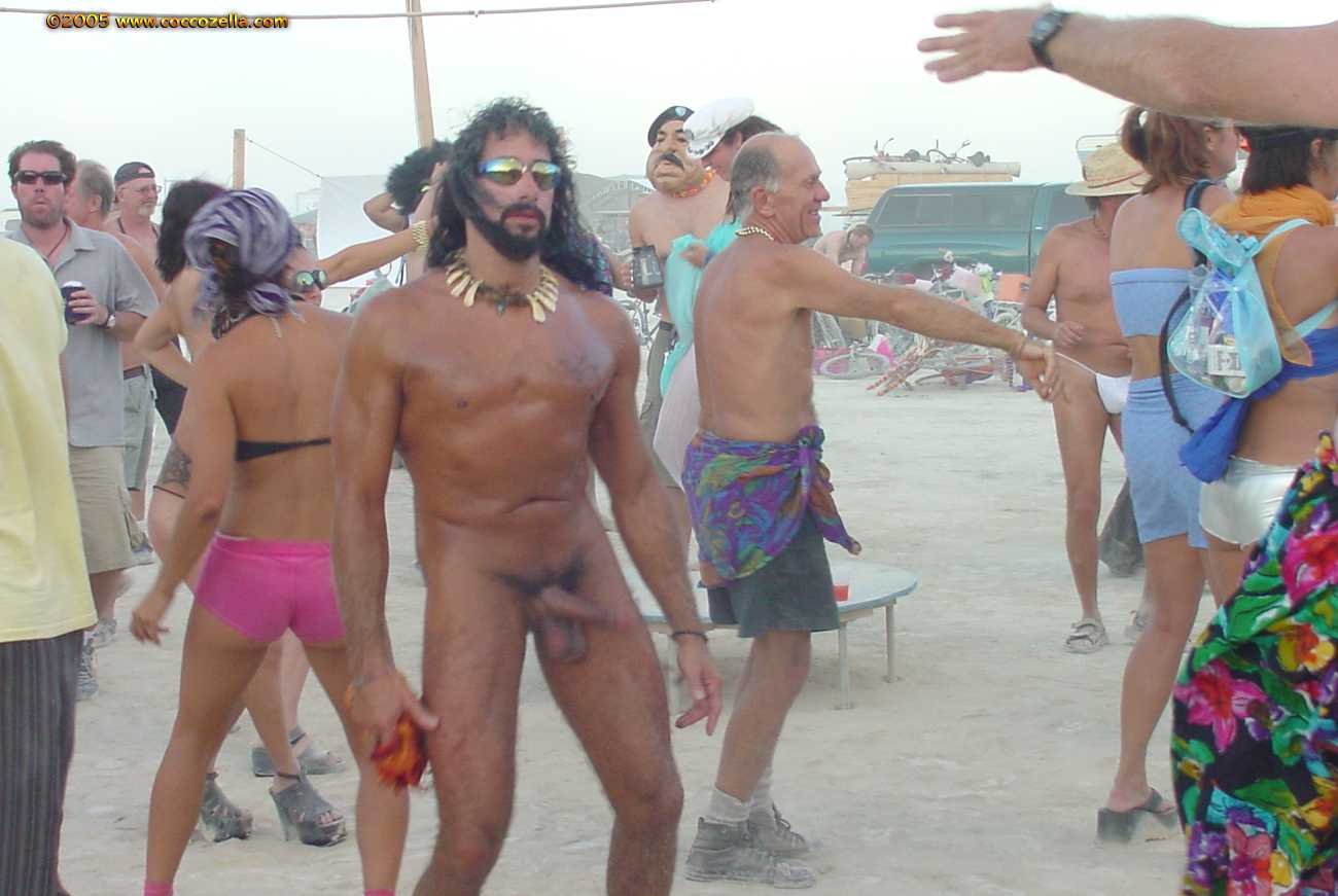 Tubexposed Straight Guys Exposed On The Net Burning Man -5454