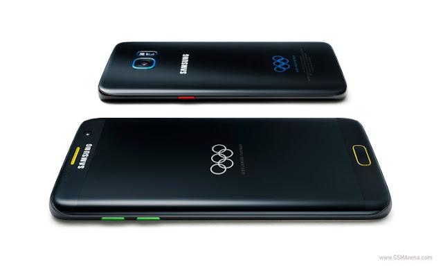 Galaxy S7 edge Olimpiade Limited Edition resmi keluar pada tanggal 18 Juli