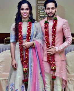 Saina Nehwal Marriage