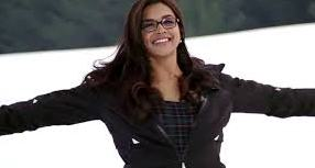 Dress no. 13 - Deepika's Black Coat from Yeh Jawani hai Deewani