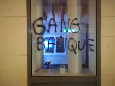 gang banque