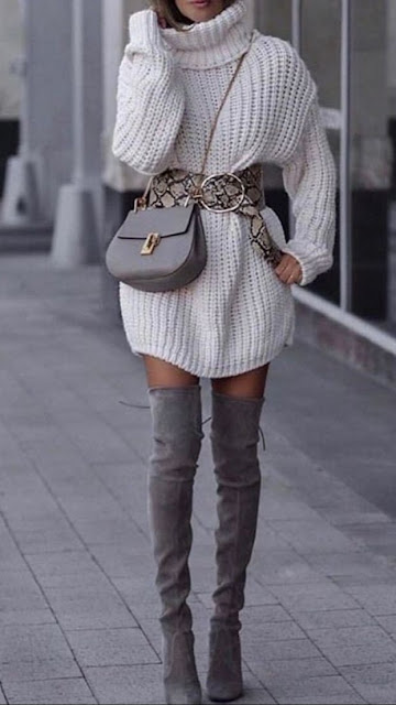 pretty winter outfits