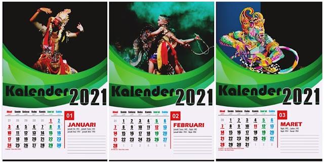 kalender 2021 cdr
