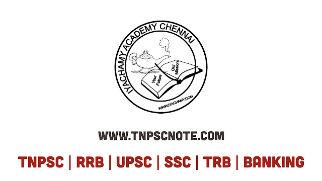 Current Affairs Iyachamy TNPSC Study Materials