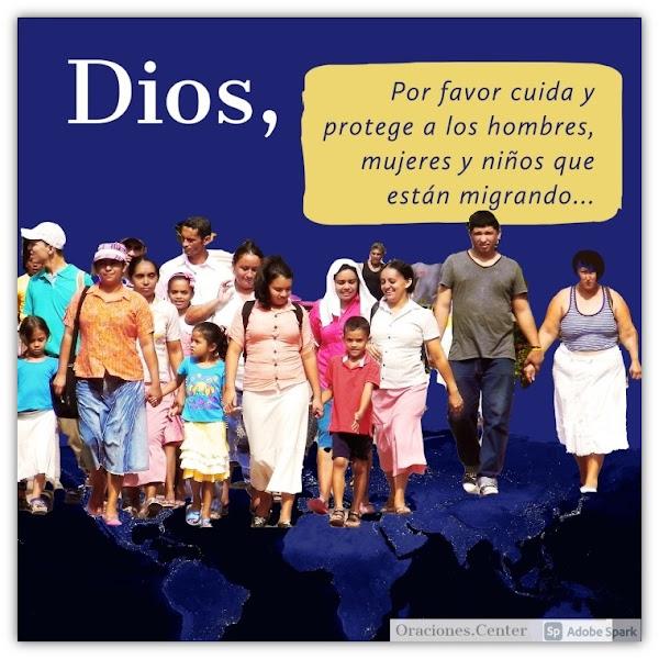 Oración por los Inmigrantes