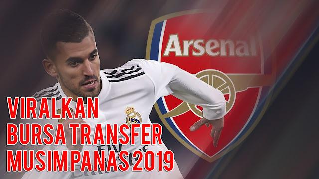 Viral Bursa Transfer Musim Panas 2019