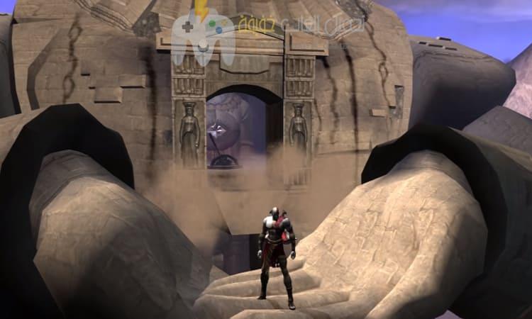 تحميل لعبة God of War 1 من ميديا فاير