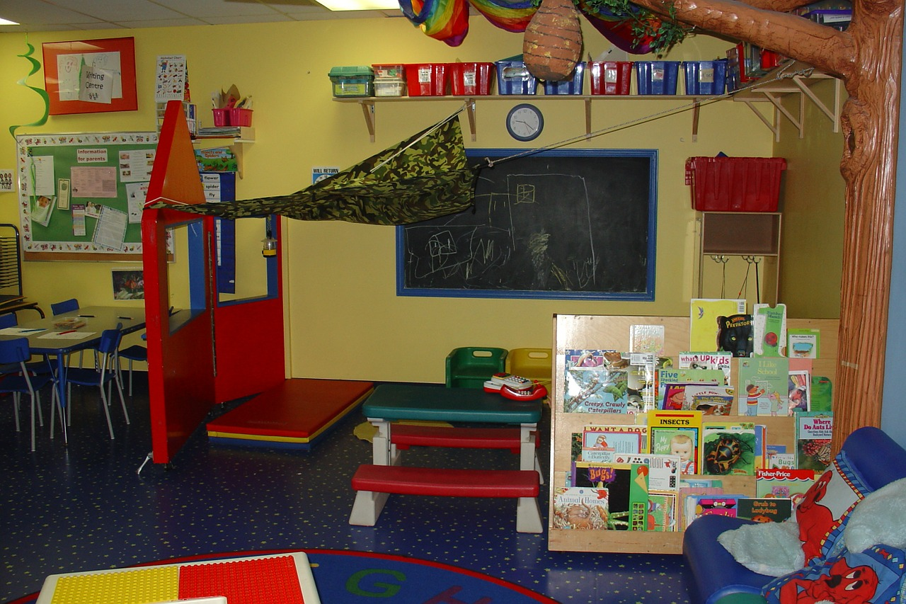 Decorate your playrooms
