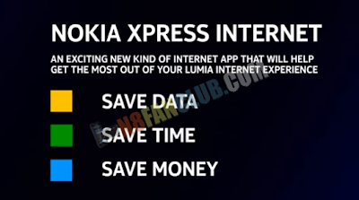 Nokia Xpress Internet for Lumia