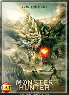 Monster Hunter: La Cacería Comienza (2020) DVDRIP LATINO