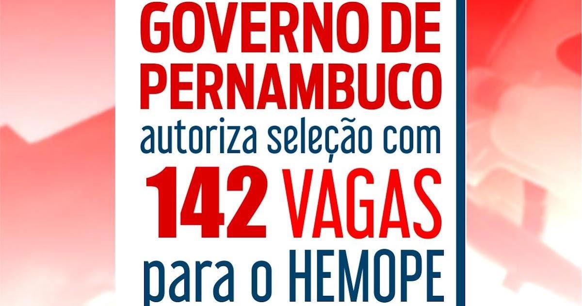 CARLOS EUGÊNIO: Governo do Estado Abre Seleção Simplificada com 142 Vagas