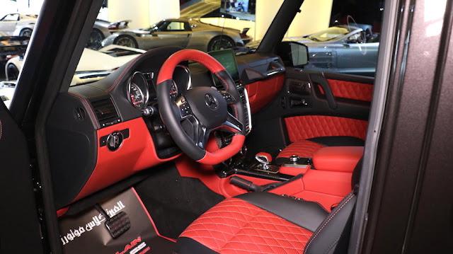 約1億2000万円!超高級SUV「メルセデス・マイバッハG650ランドレー」の中古車がドバイで販売中!