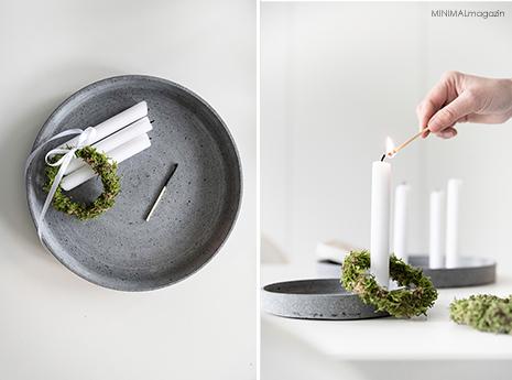 Kränze aus Moos selber binden - Dekoration aus Naturmaterialien