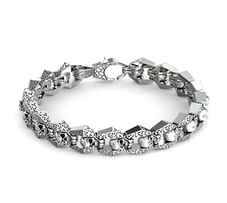 Change Your Look by Wearing Stylish Stainless Steel Bracelet