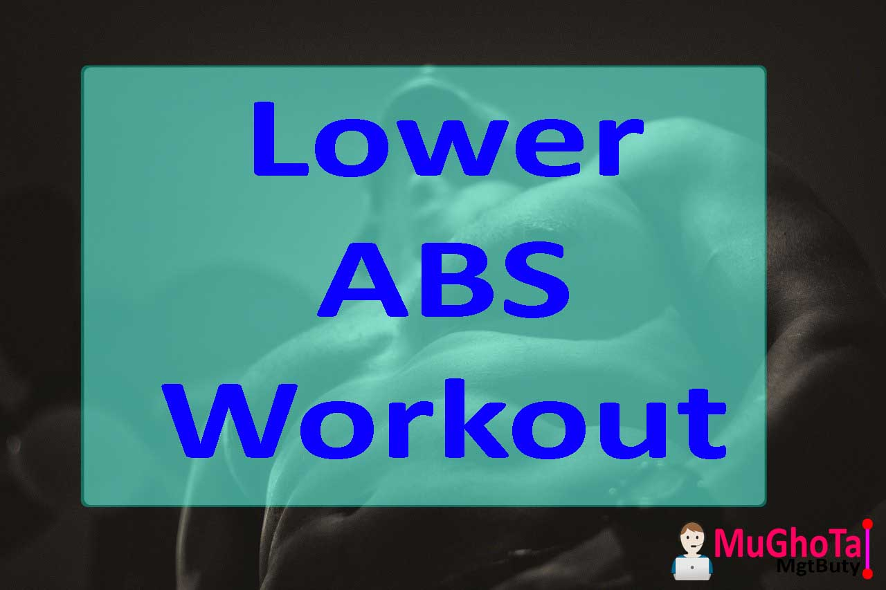 Mens Lower Abs Workout for 6 Pack
