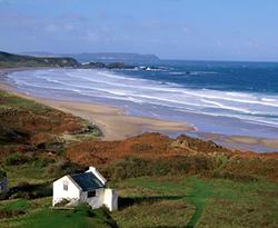 trasferirsi nelle lande irlandesi