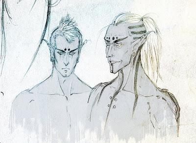 Autoproduzini - Il Mondo di Zefiro: Dark Elf