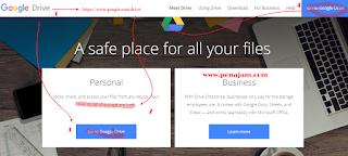 Pengertian, Manfaat, Fitur dan Cara Menggunakan Google Drive