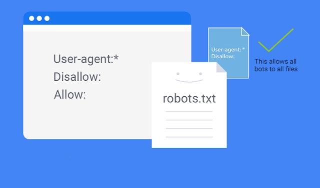 مقدمة عامة عن ملف Robots.Txt دوره في ظهور بمحركات البحت