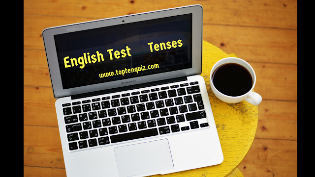 English Grammar Test - Tenses II Exam based SSC and PSC