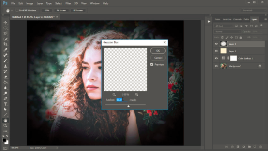 How to create instagram filters in photoshop reduced the final opacity to 40 when youre done struck the stop button on the actions palette to use this new action for various other pictures ccuart Choice Image