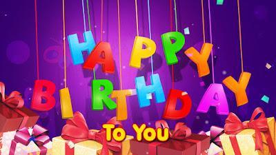 Whatsapp Birthday Images