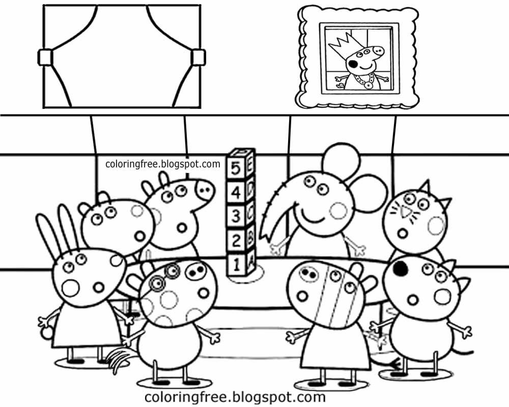 Zoe Zebra Coloring Page Coloring Pages