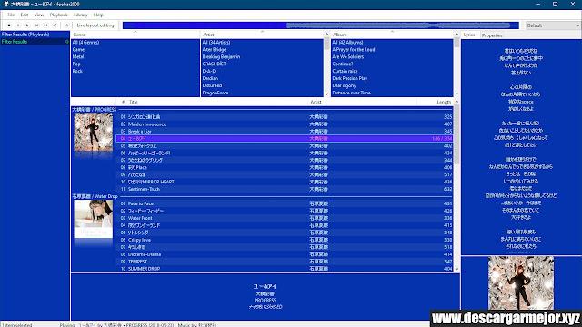 Descargar Foobar2000