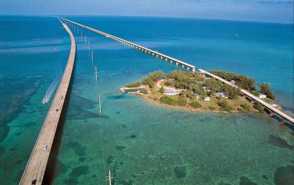 Viagem de Miami a Key West