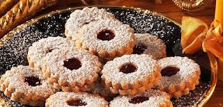 Linzeraugen Austrian Cookies Recipe