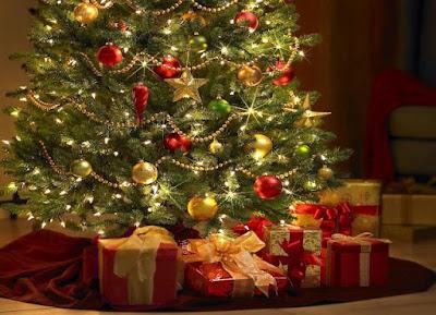 Símbolo árbol de navidad