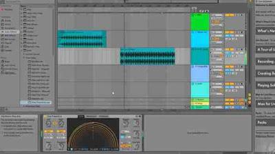 Aplikasi DJ PC ableton live 10
