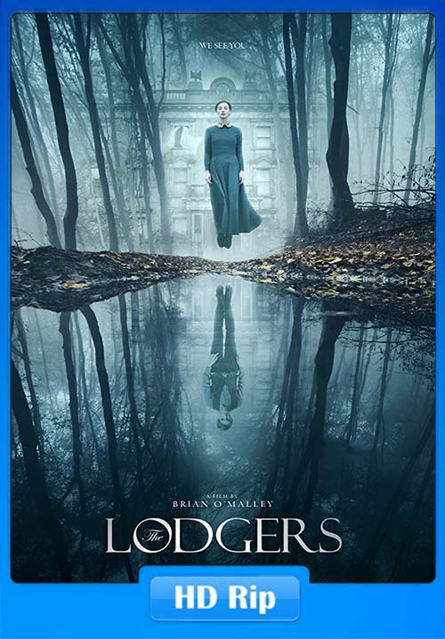 The Lodgers 2017 720p WEB-DL | 300MB 480p | 100MB HEVC Poster