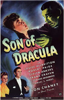 Son of Dracula (1943) / Poster